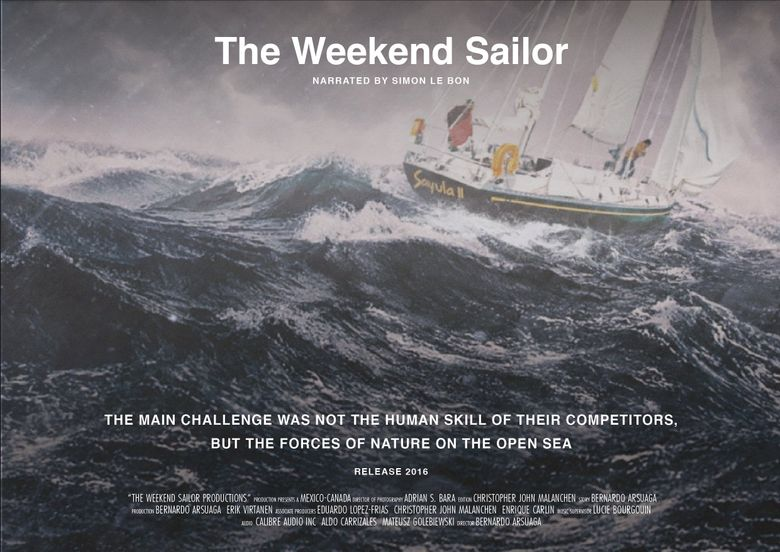 The Weekend Sailor Poster
