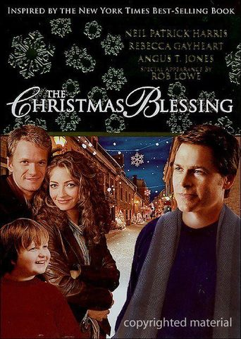 The Christmas Blessing Poster