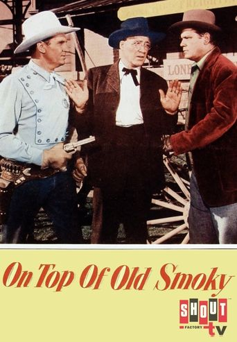On Top of Old Smoky Poster