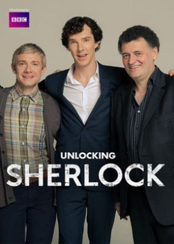 Unlocking Sherlock Poster