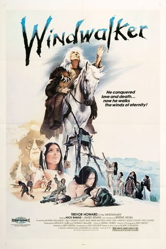 Windwalker Poster