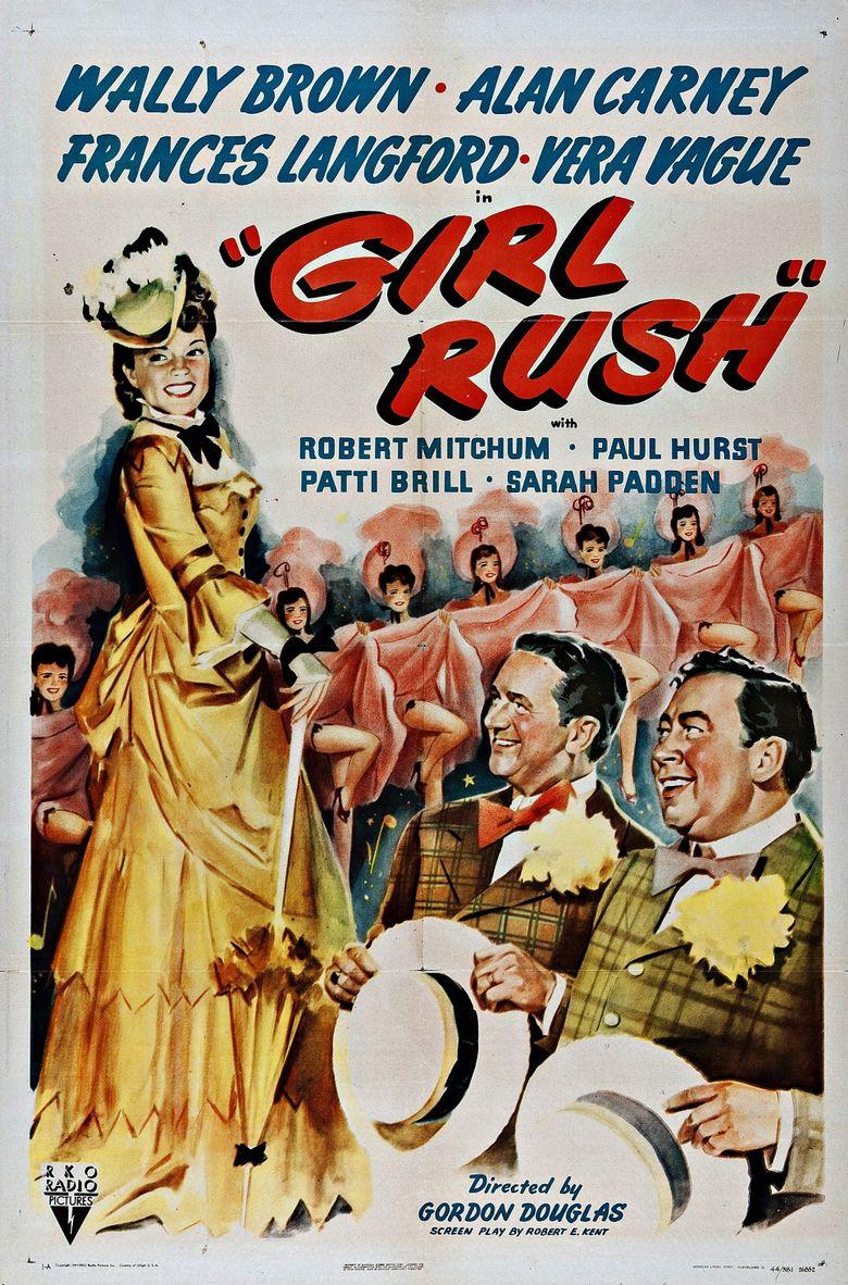 Girl Rush Poster