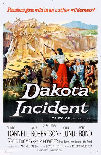 Dakota Incident Poster
