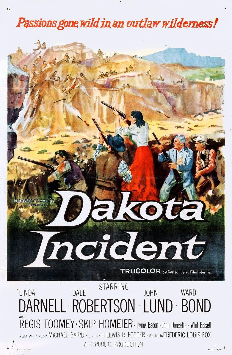 Dakota Incident Poster