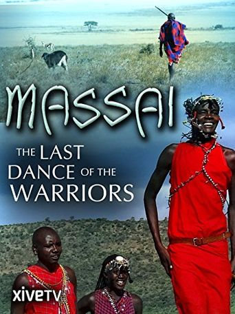 Massai - The Last Dance of the Warriors Poster