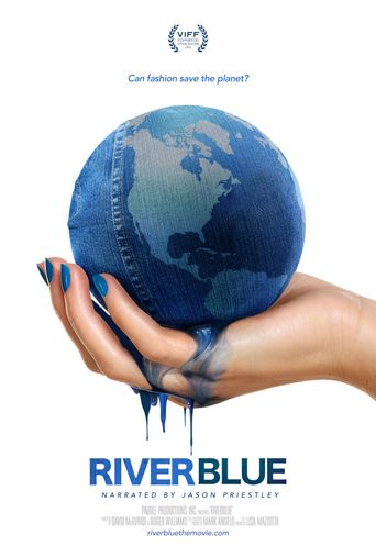 RiverBlue Poster