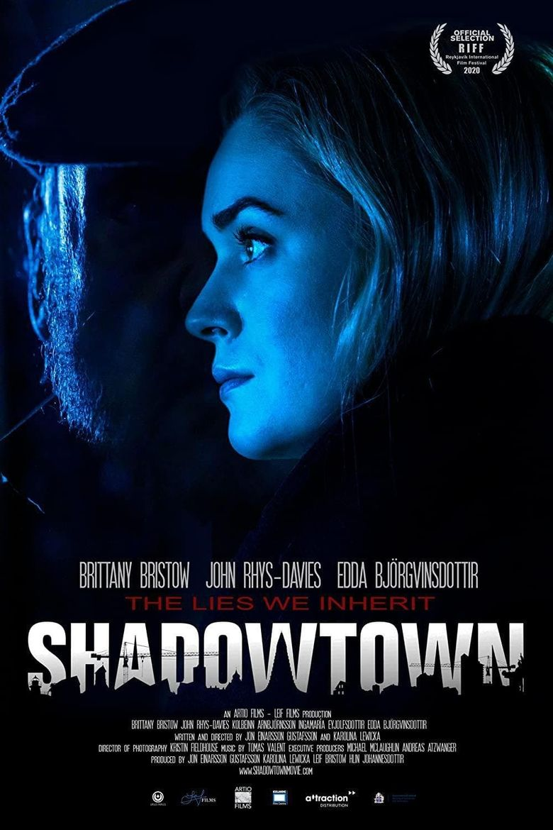 Shadowtown Poster