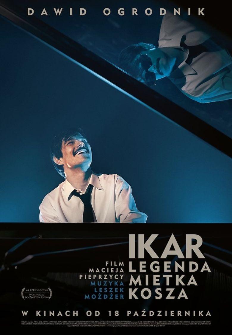 Icarus. The Legend of Mietek Kosz Poster