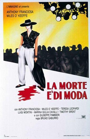 Fashion Crimes Poster