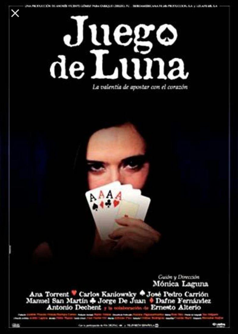 Luna's Game Poster