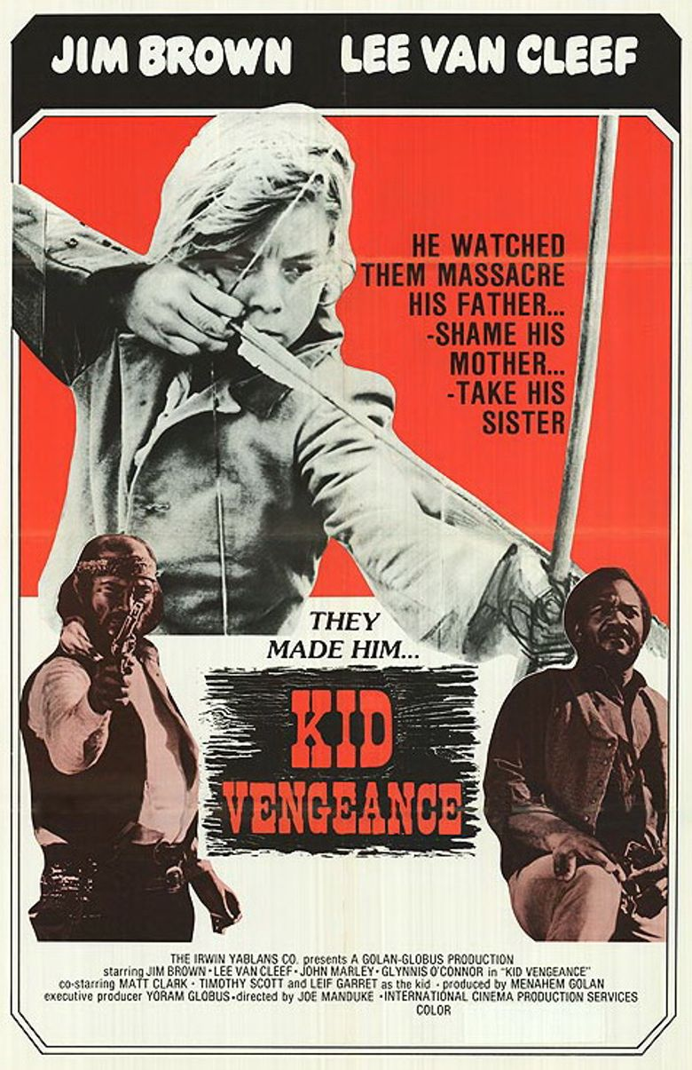 Kid Vengeance Poster