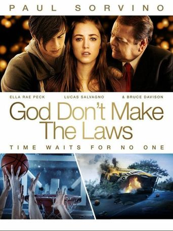 God Don't Make the Laws Poster