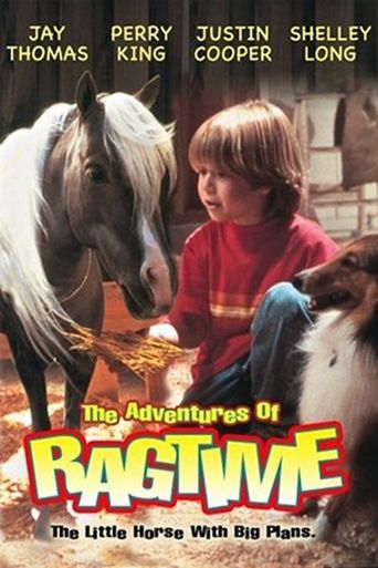 The Adventures of Ragtime Poster
