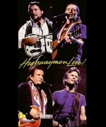 Highwaymen: Live Poster
