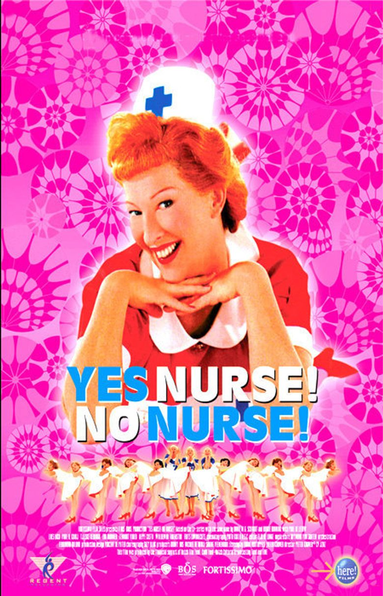 Yes Nurse! No Nurse! Poster