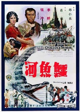 Crocodile River Poster