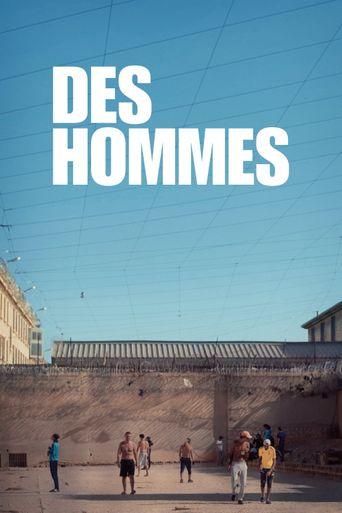Des Hommes Poster