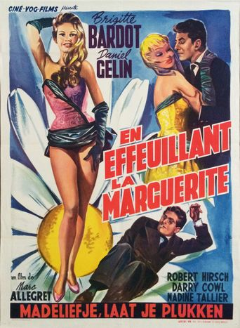 Plucking the Daisy Poster