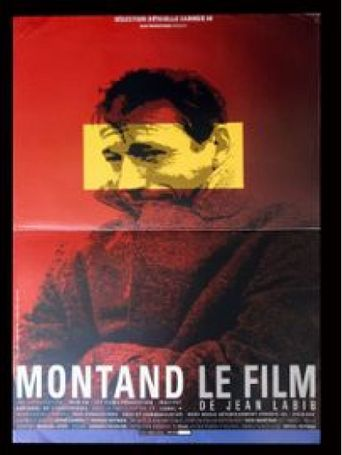 Montand Poster