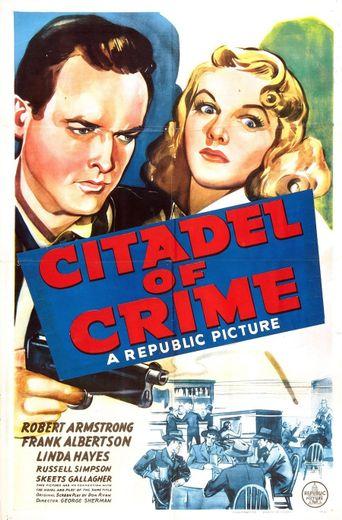 Citadel of Crime Poster
