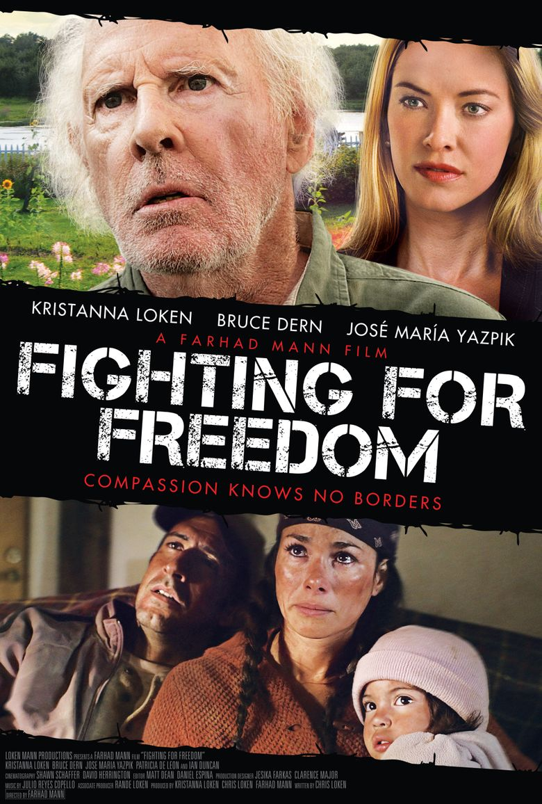 Fighting for Freedom Poster