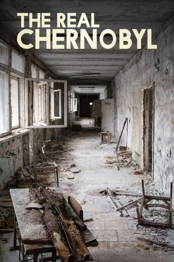 The Real Chernobyl Poster