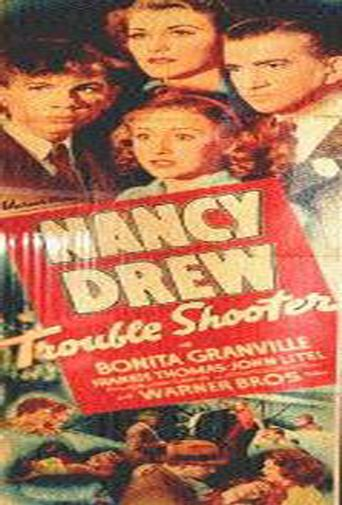 Nancy Drew... Trouble Shooter Poster