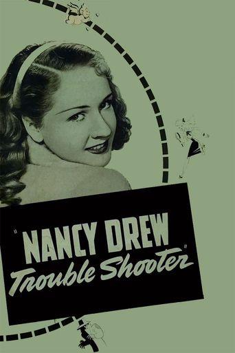 Nancy Drew... Trouble Shooter Poster