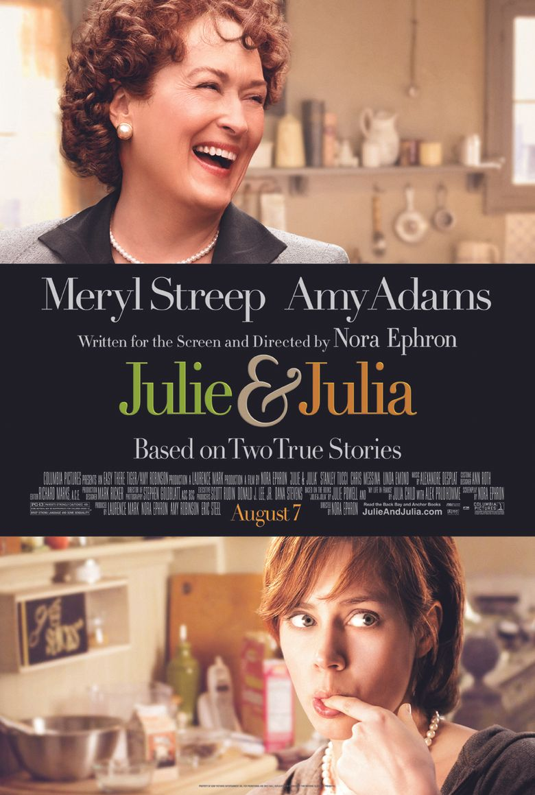 Julie & Julia (2009) - Watch on Netflix, Sundance Now, and ...