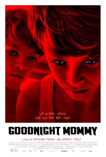 Goodnight Mommy Poster