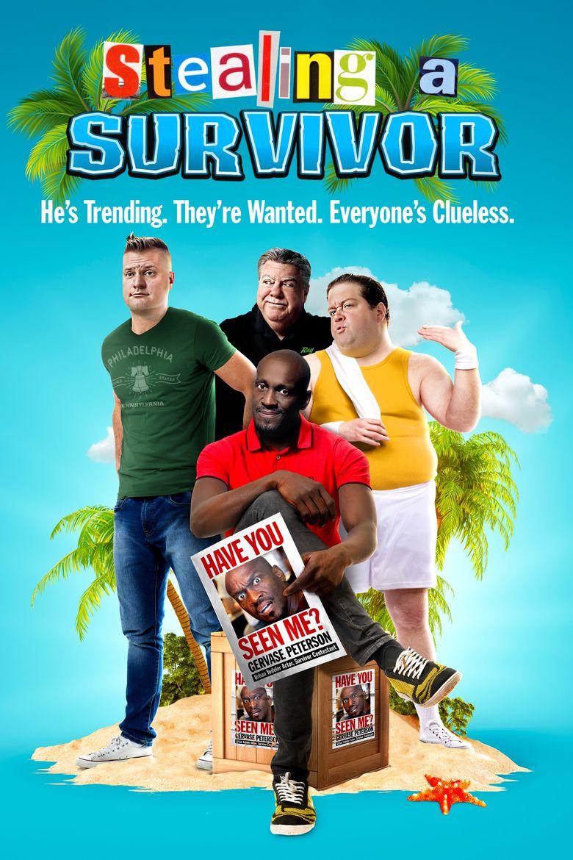 Stealing a Survivor Poster