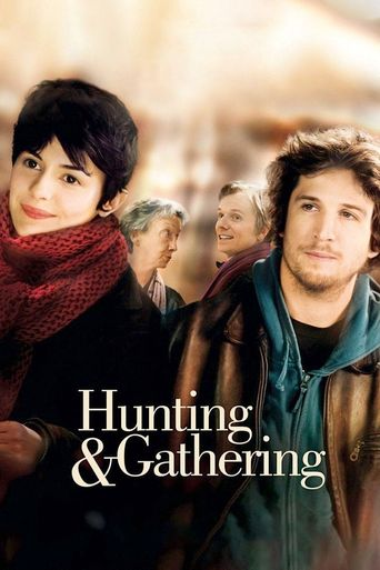 Hunting and Gathering Poster