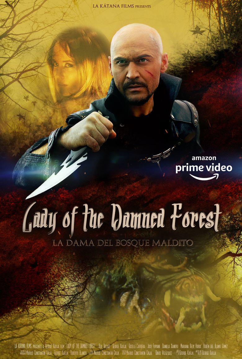 Lady of the Damned Forest Poster