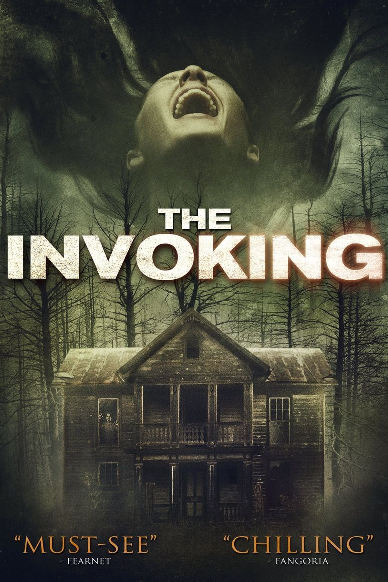 The Invoking Poster