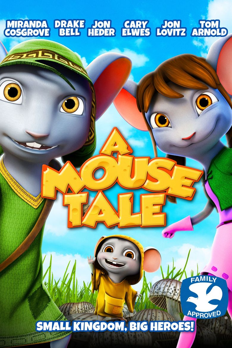 A Mouse Tale Poster