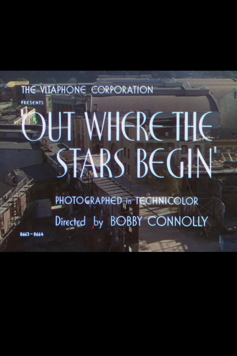 Out Where the Stars Begin Poster