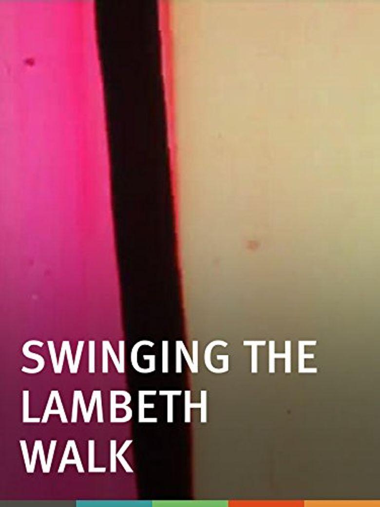 Swinging the Lambeth Walk Poster