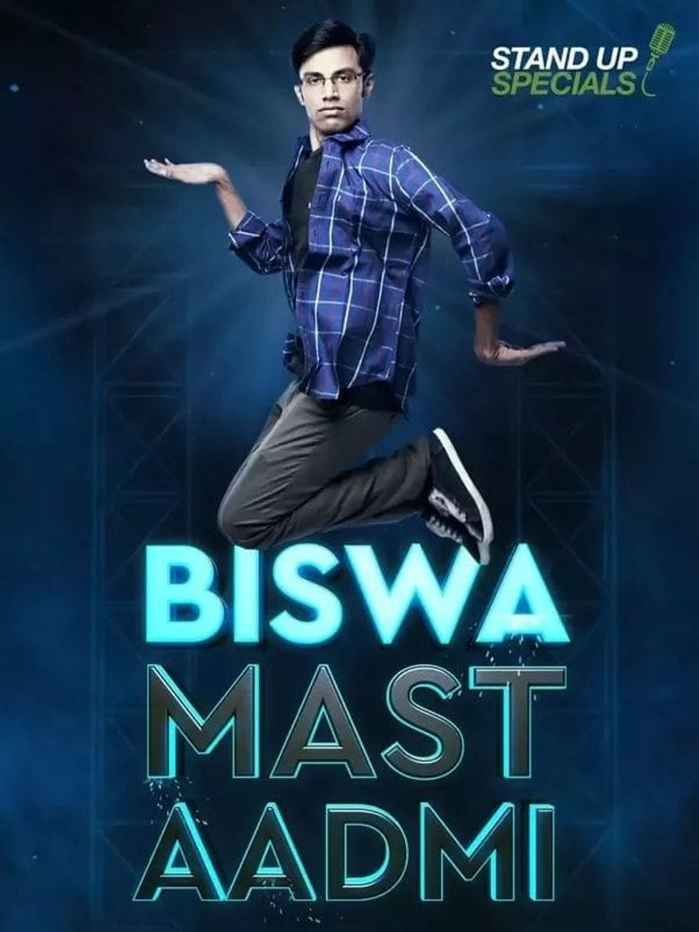 Biswa Kalyan Rath : Biswa Mast Aadmi Poster