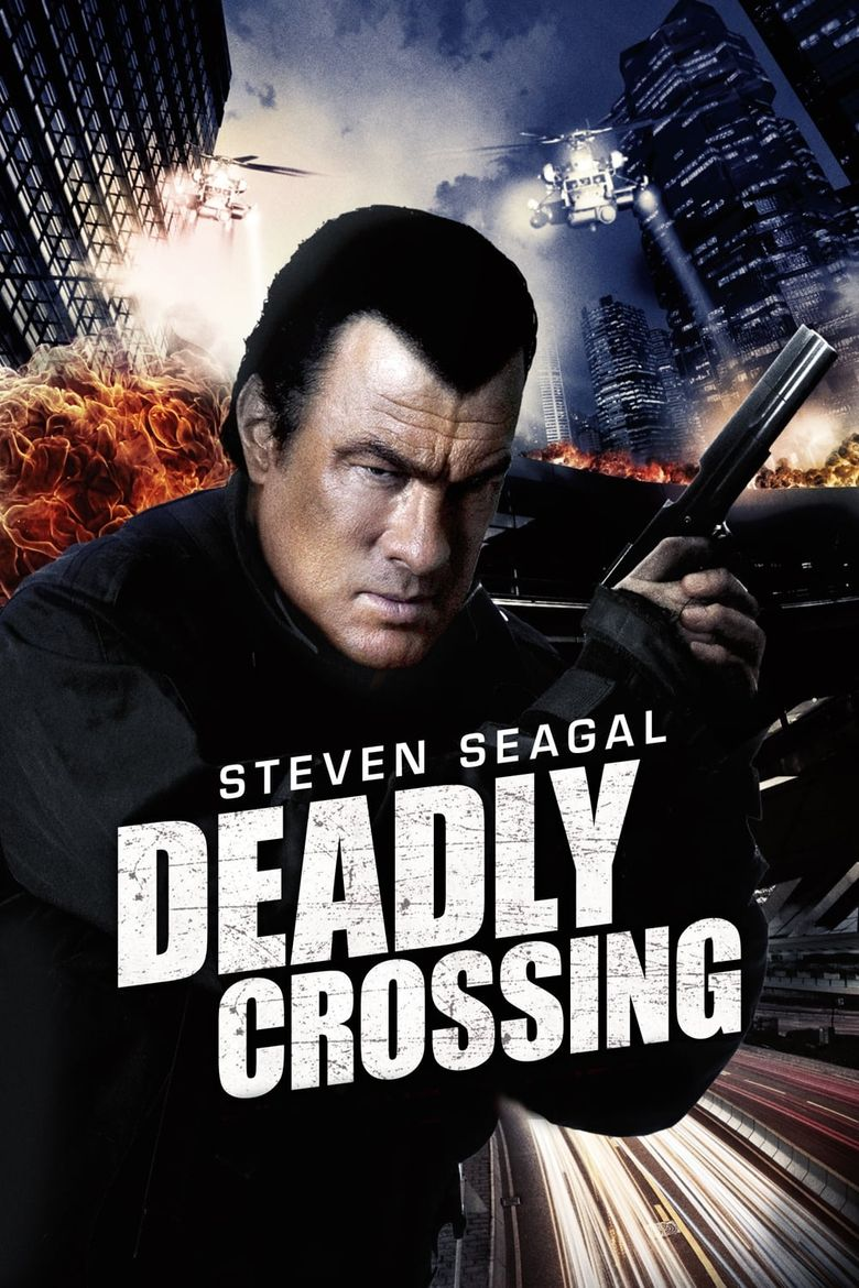 Deadly Crossing Poster