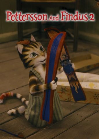 Pettson and Findus: The Best Christmas Ever Poster