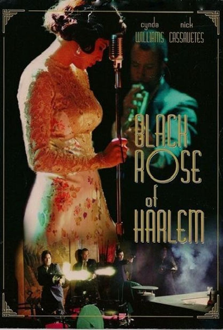 Black Rose of Harlem Poster