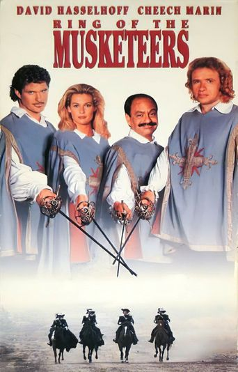 Ring Of The Musketeers Poster
