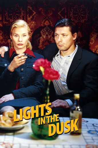 Lights in the Dusk Poster