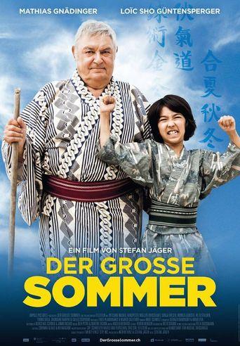 Der grosse Sommer Poster
