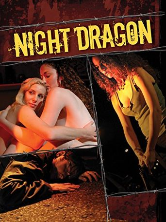 Night Dragon Poster