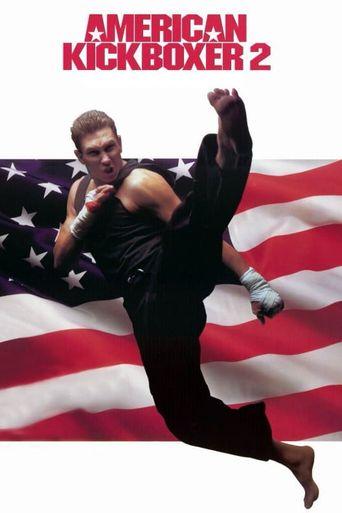 American Kickboxer 2 Poster
