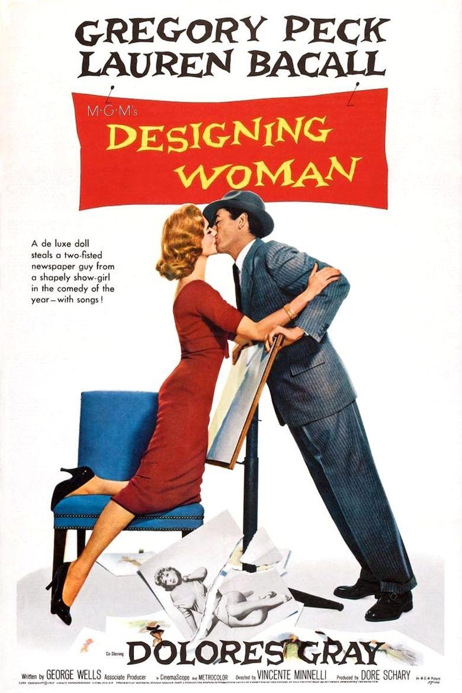 Designing Woman Poster