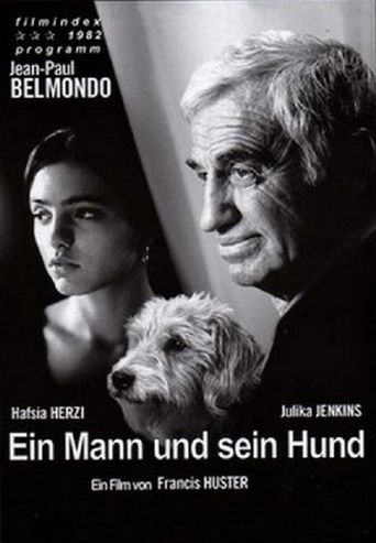 A Man and His Dog Poster