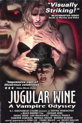 Jugular Wine: A Vampire Odyssey Poster