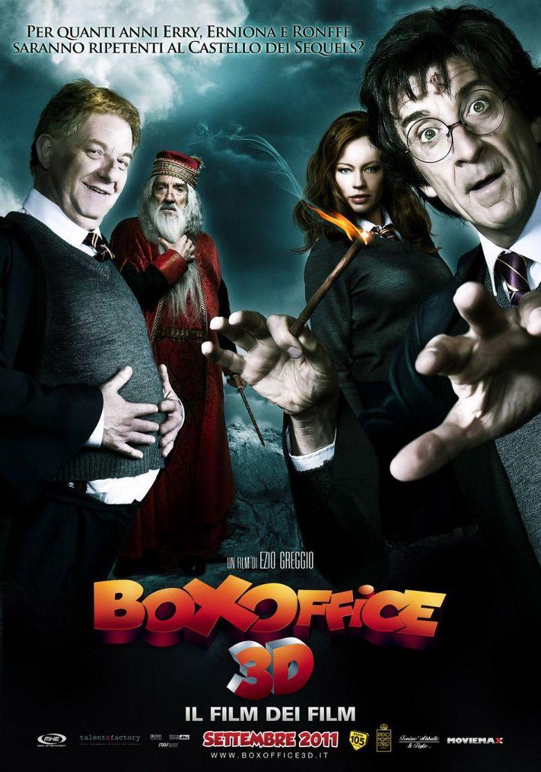 Box Office 3D - Il film dei film Poster
